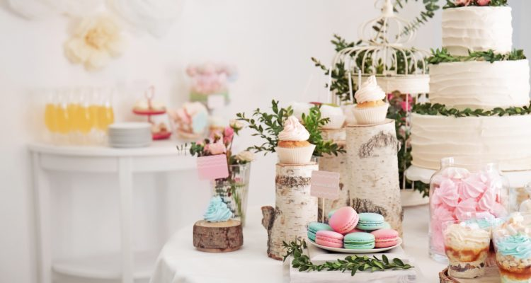 About Sweet table